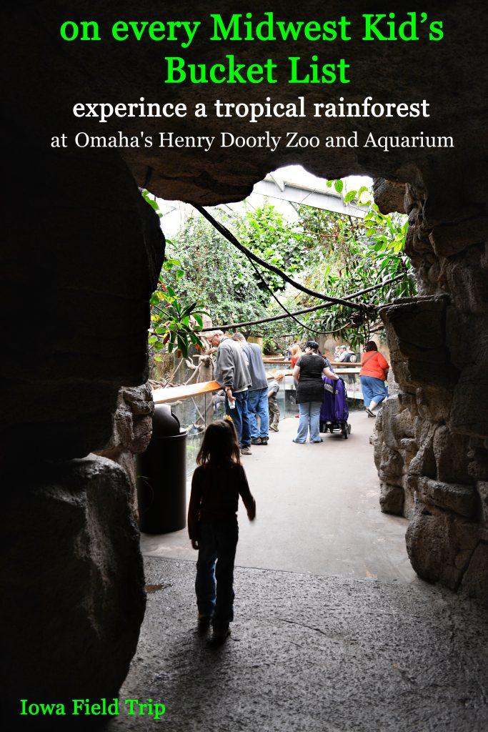 Omaha S Henry Doorly Zoo And Aquarium Nebraska Field